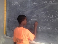 FPL3 Student working