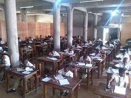ETA COLLEGE STUDENTS WRITING FIRST TERM EXAM.jpg