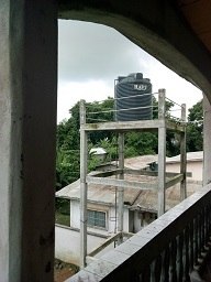 2017 Water Tank tower